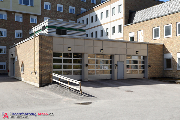 Ambulansstation Sandviken